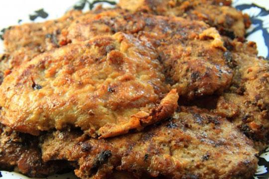 Габаджоу рецепт с пошагово в